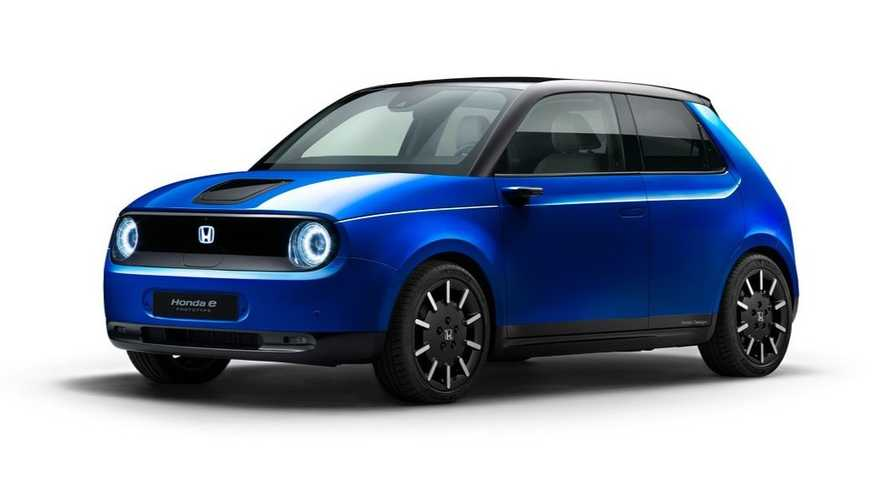 Reserve Your Honda e Electric Car Now, Plus See Its Colors