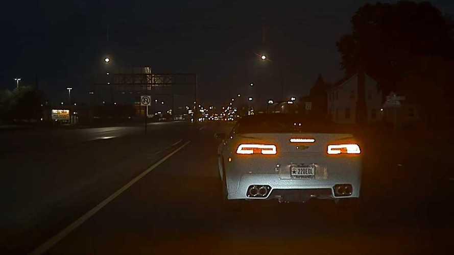 Video: Tesla Dashcam Captures Brake-Checking Camaro, Rear-Ended By Tesla