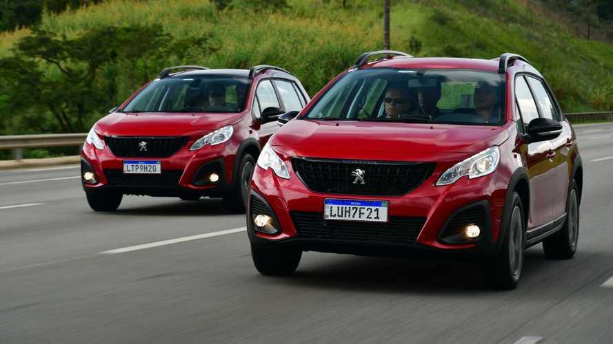 Peugeot 2008 1.6 turbo ganha câmbio automático por R$ 99.990