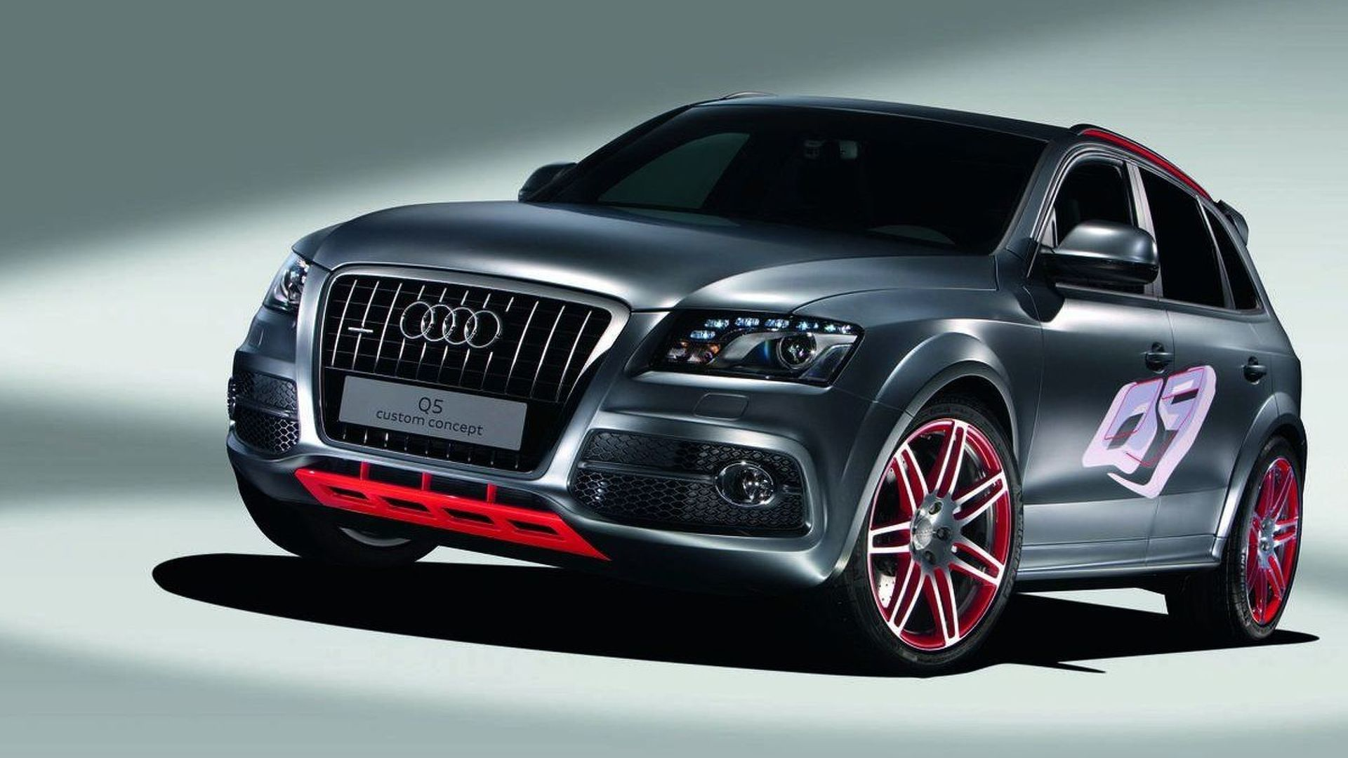 Audi Rules Out Q RS And Q RS Models - Audi q5 models