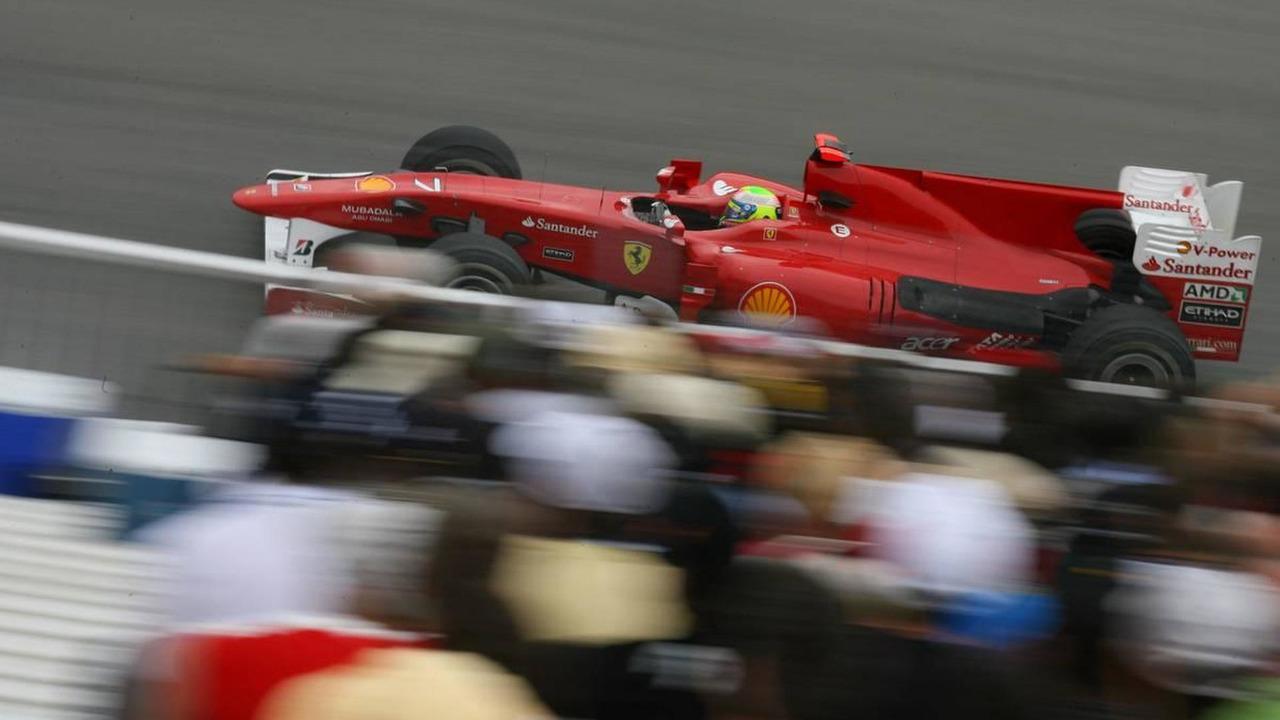 Felipe Massa (BRA), Scuderia Ferrari, Canadian Grand Prix, 11.06.2010 Montreal, Canada