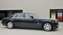 Rolls Royce Phantom live in Paris 30.09.2010
