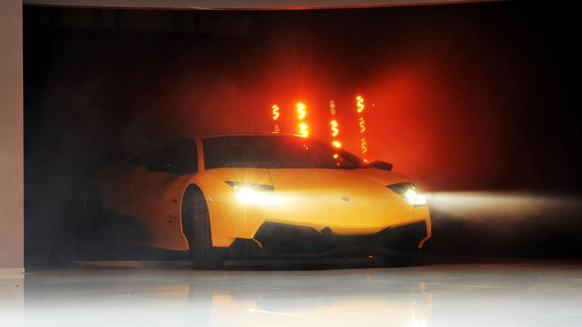 Lamborghini Murcielago Lp 670 4 Superveloce Official Details Revealed