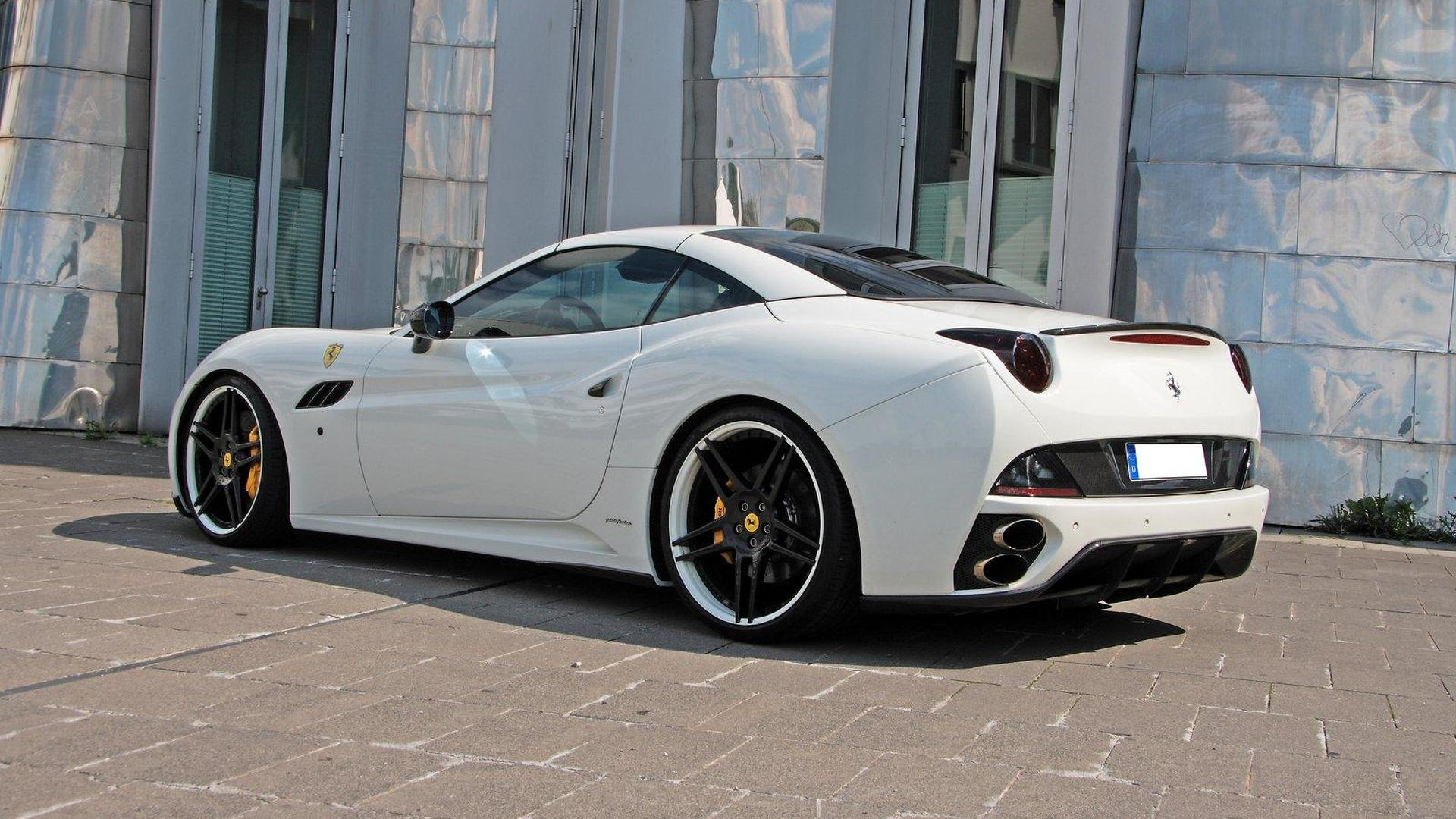 Ferrari California With 508hp By Anderson Germany