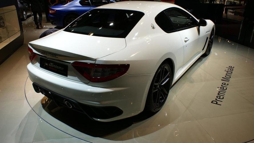 Maserati GranTurismo MC Stradale hits the track [video]