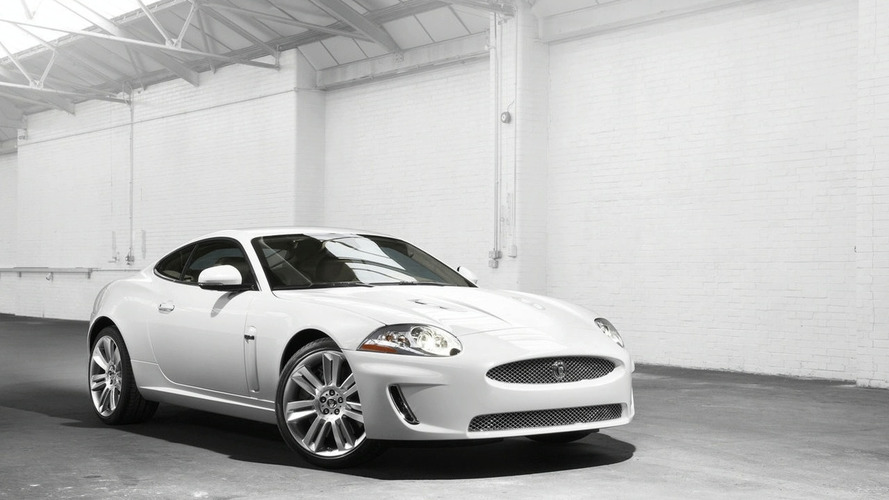 Jaguar to preview 2012 XK with Paris concept