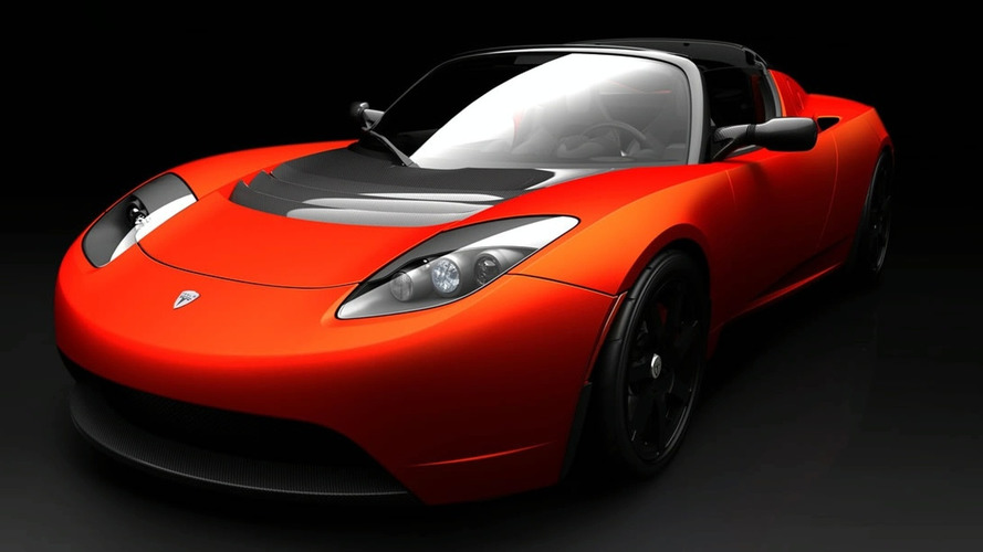 More Tesla Roadster Sport Images Released