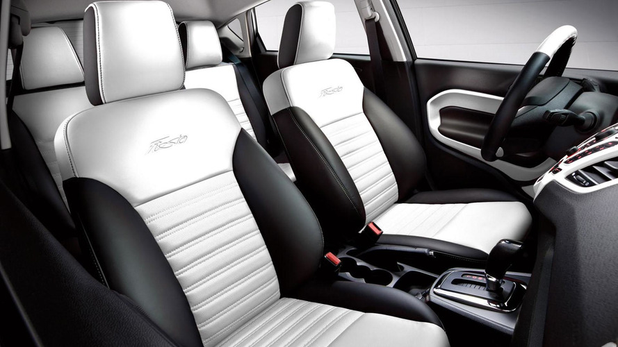 Ford Fiesta gets new styling packages