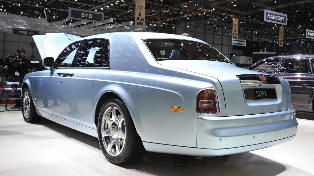 Rolls Royce 102ex Live In Geneva 01 03 2017