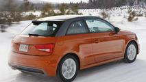 Audi A1 Quattro prototype teased - 1.12.2011