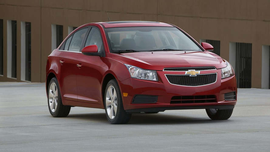 2011 Chevrolet Cruze: Full U.S. Market Details, Photos Revealed
