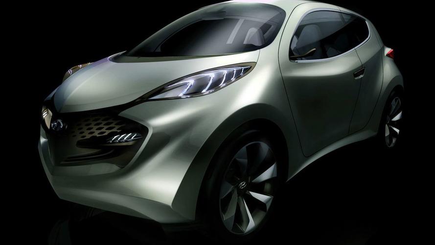 Hyundai to Unveil ix-Metro Hybrid Electric CUV & i10 Electric Concepts in Frankfurt