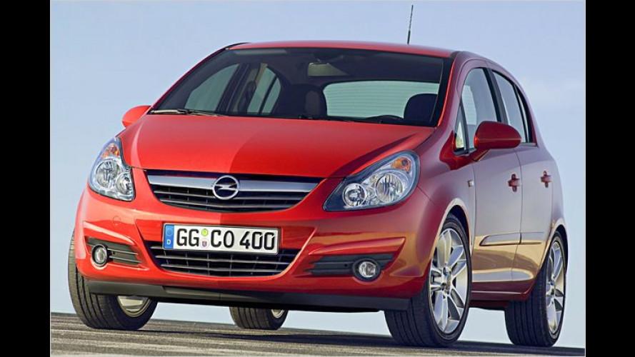Fixe Tricks: Opel Corsa Fünftürer mit cleverer Packlösung