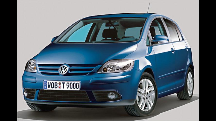Volkswagen legt nach: Tour-Modelle als Editionsausgabe