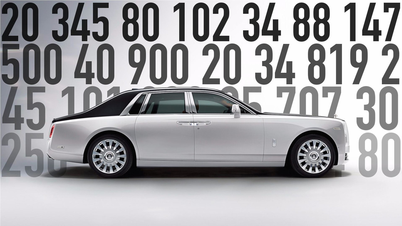 Motor Math - Rolls-Royce Phantom