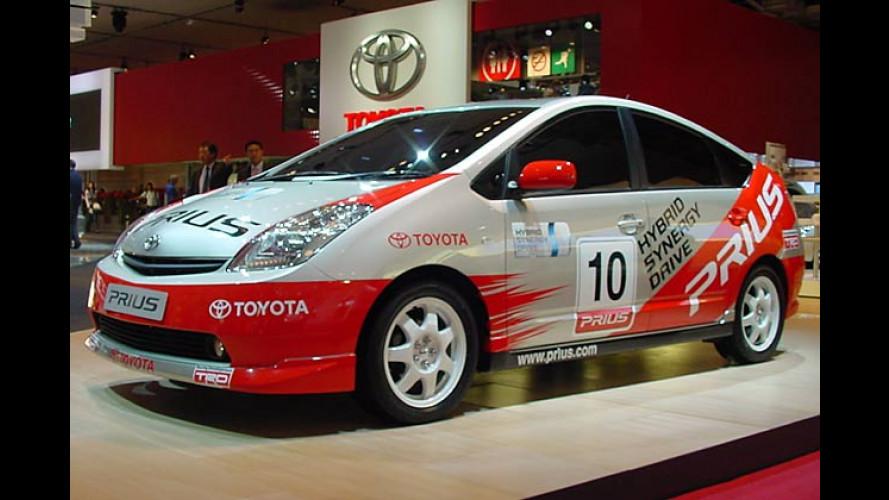 Toyota Prius GT: Das leistungsstärkste Hybridfahrzeug