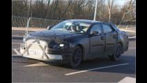 Erwischt: Neuer Jaguar XJ