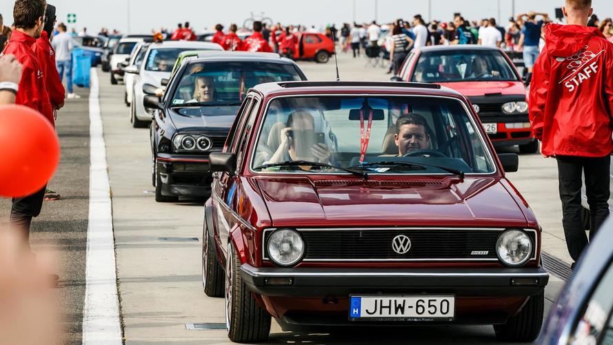 Újra Volkswagen-találkozó a Hungaroringen