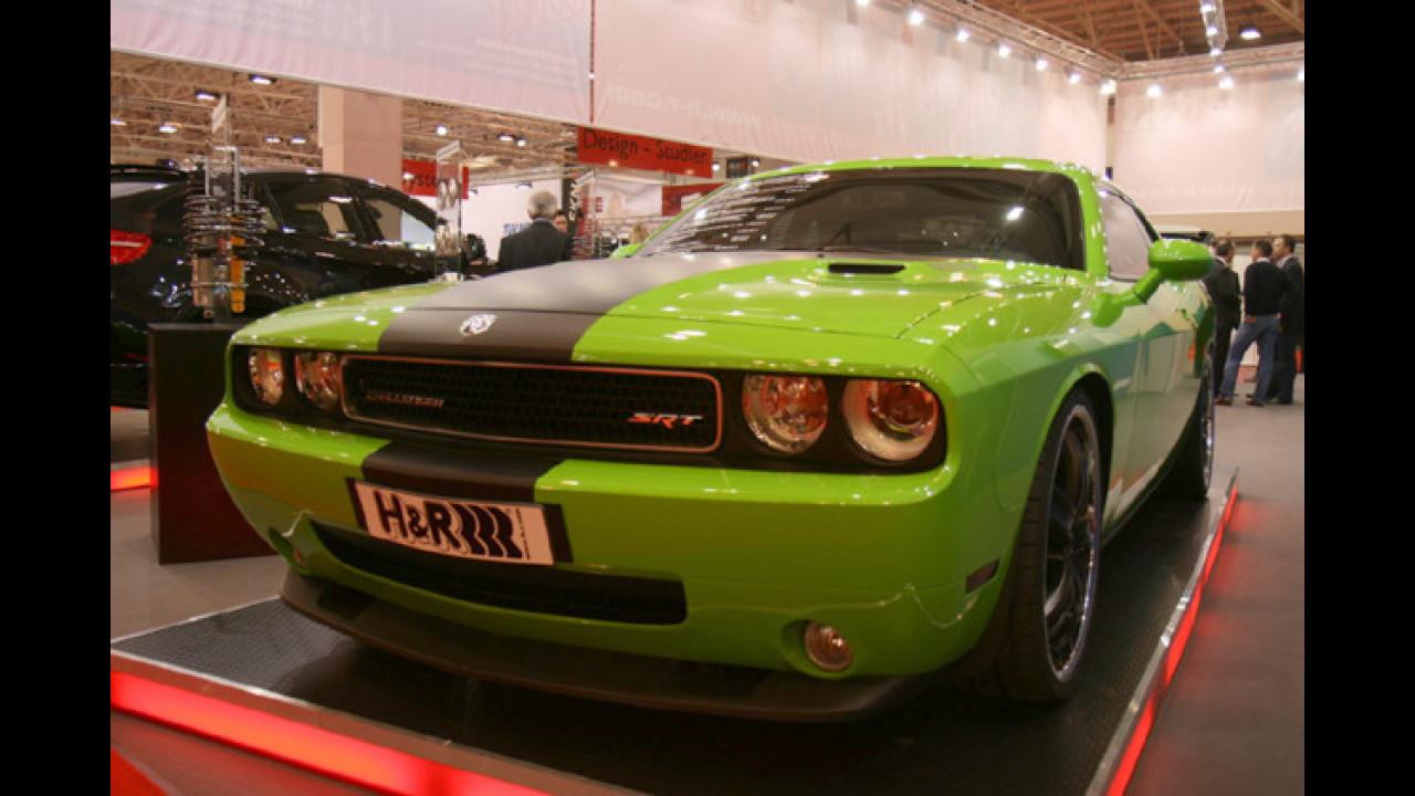 Geiger Dodge Challenger