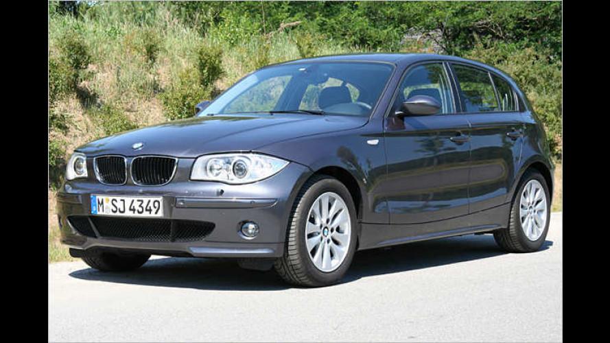 Flinker leiser Kerl: Der neue Diesel des BMW 118d