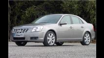 Cadillac mit Klappe