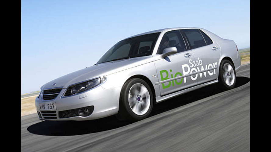 Saab-BioPower-Motoren sind Anfang 2007 günstig wie nie