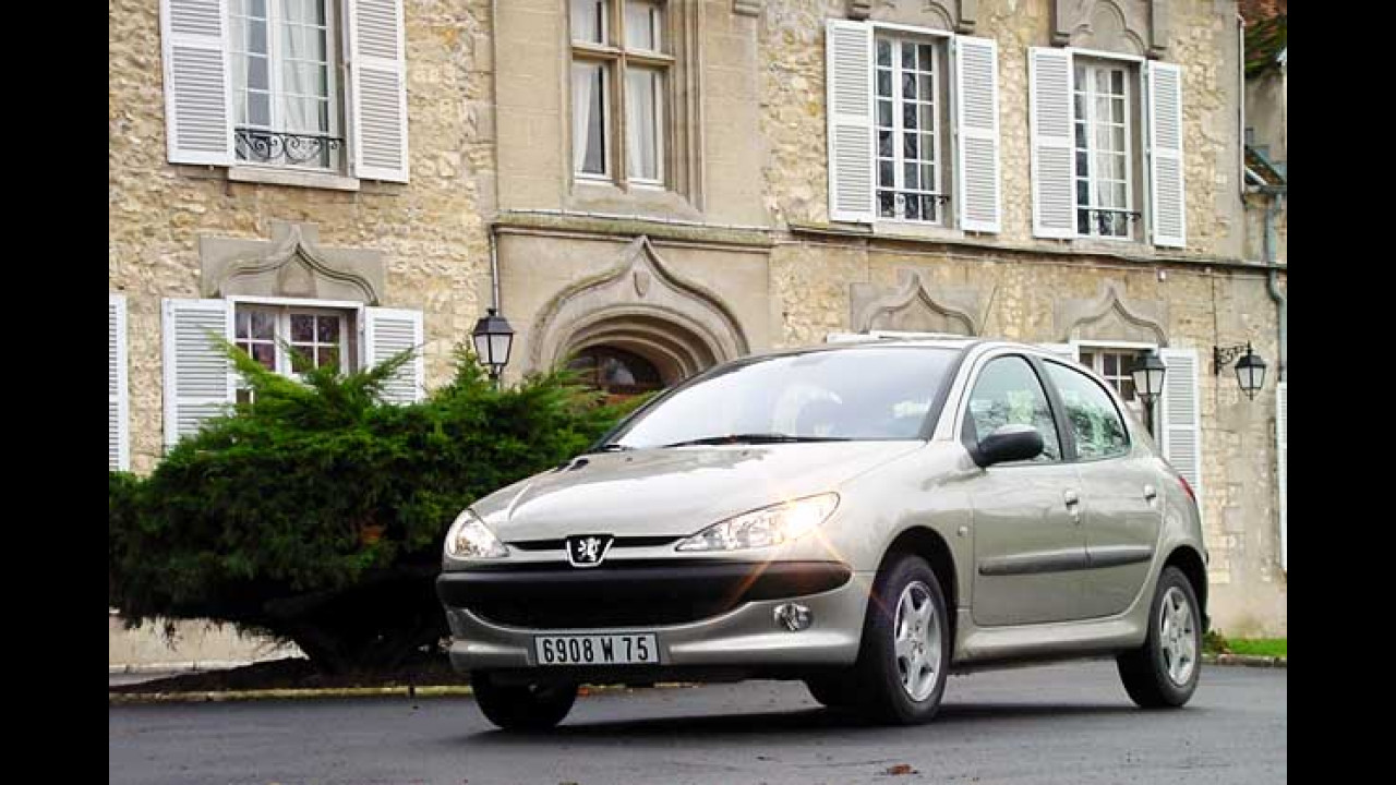 Peugeot zum Teil teurer