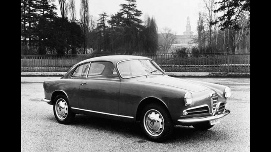 Alfa Giulietta Sprint: Der Traumwagen der Divas wird 50