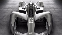 Formula E 2018 render