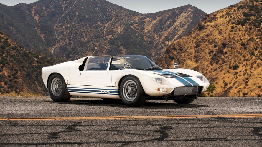 Last Untouched Ford GT40 Roadster Won't Last On Used Market