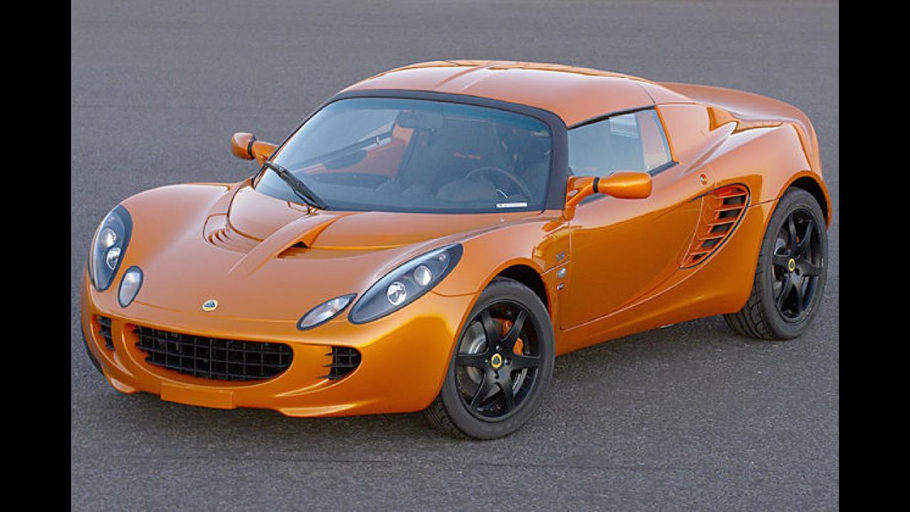 Lotus Sondermodell