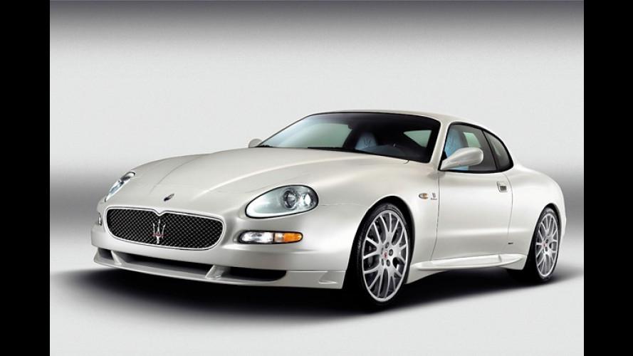 Maserati Gran Sport: Sportlichere Variante des Coupés