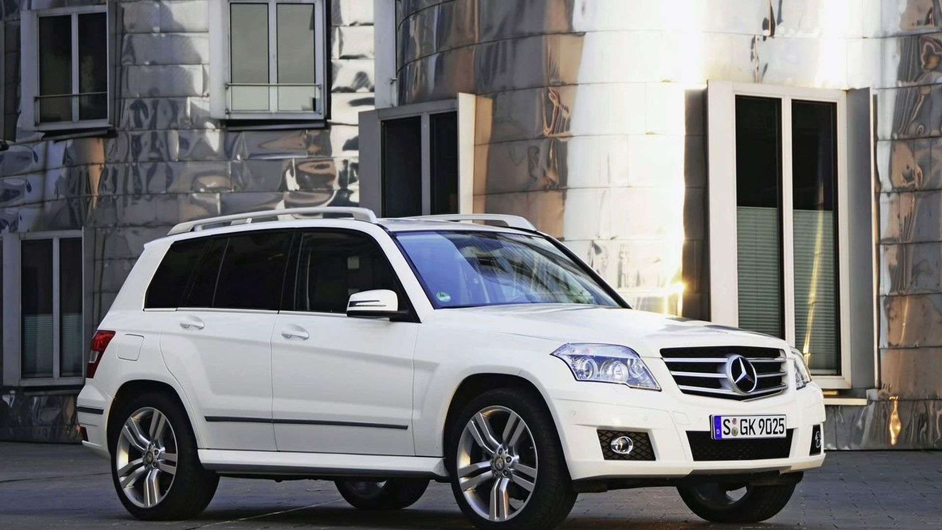 Mercedes Benz Glk In Depth