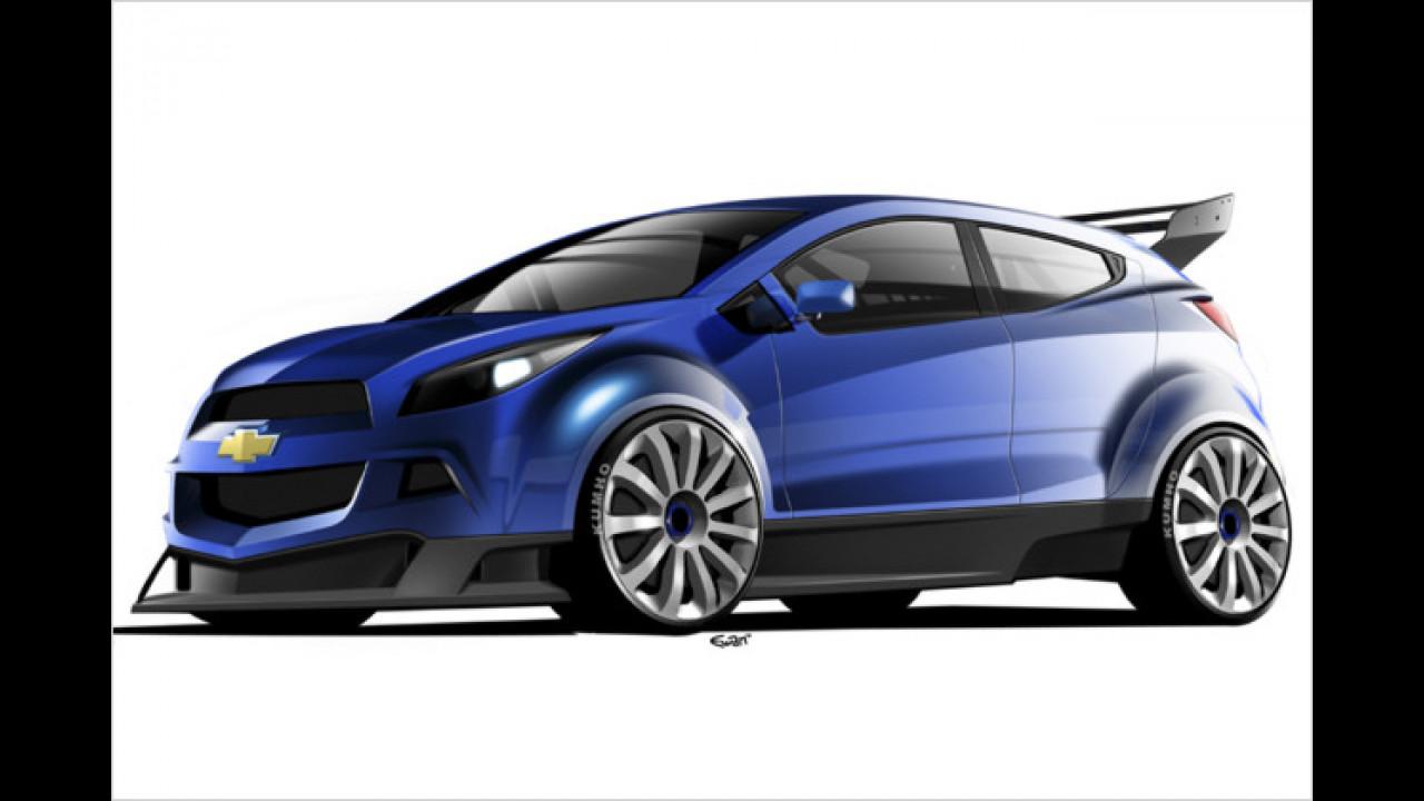 Chevrolets neue Renn-Semmel
