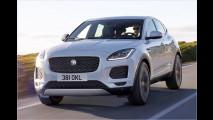 jaguar e pace 2018 alle infos