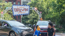 Chrysler Pacifica Sesame Street