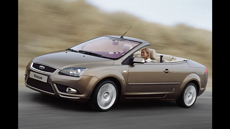 Ford: Preise für Focus Coupé-Cabriolet sind da