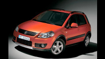 Suzuki SX4: Koop-Kind