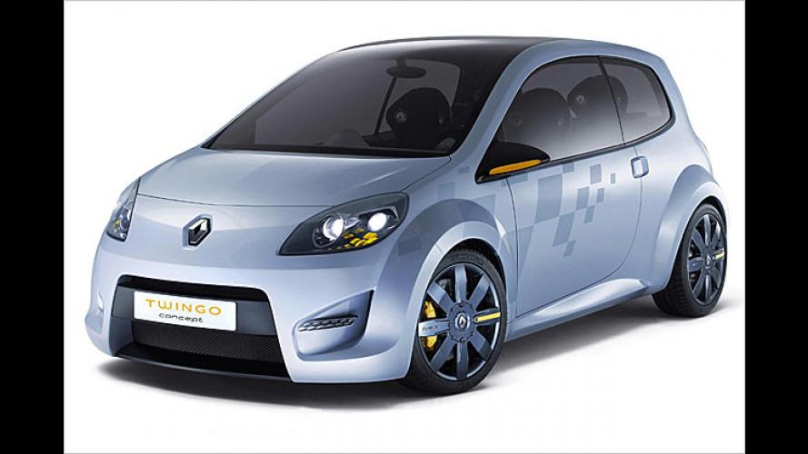 Renault Twingo: Von der Knutschkugel zum Party-Mobil
