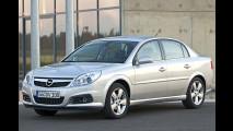 Opel putzt Mittelklasse