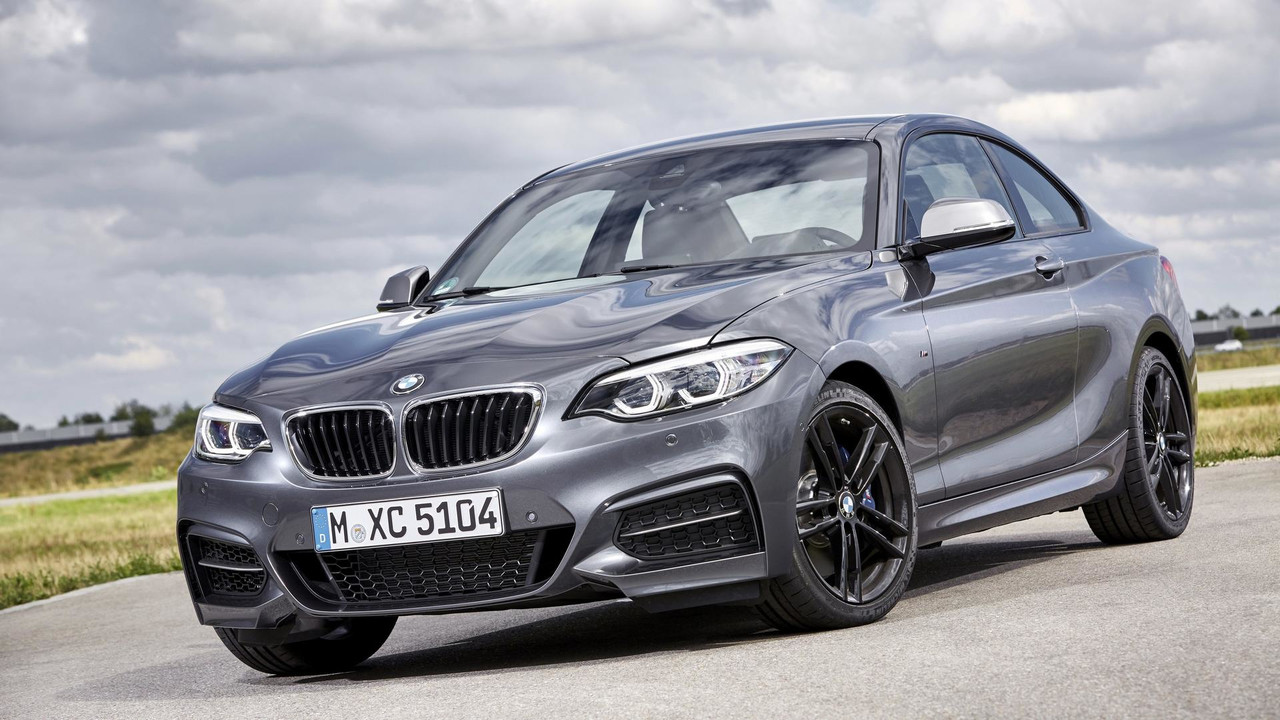 2018 BMW M240i Coupe