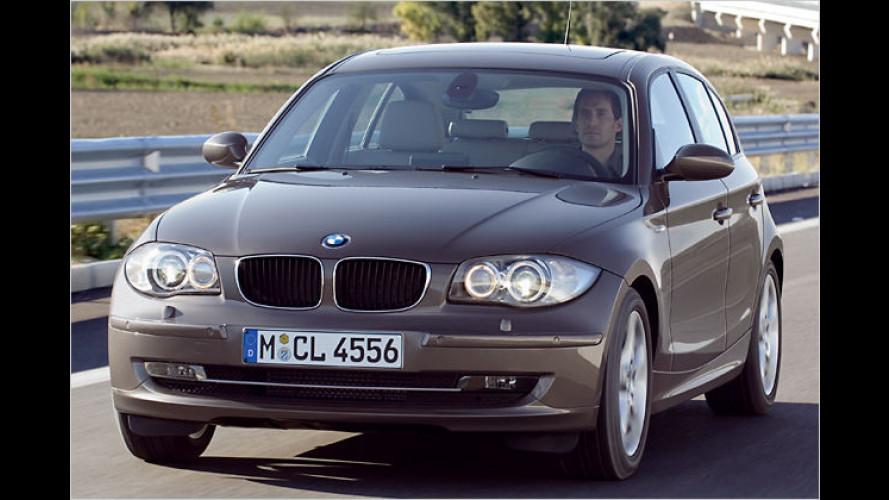 BMW-Modelle erzielen gebraucht hohe Restwerte