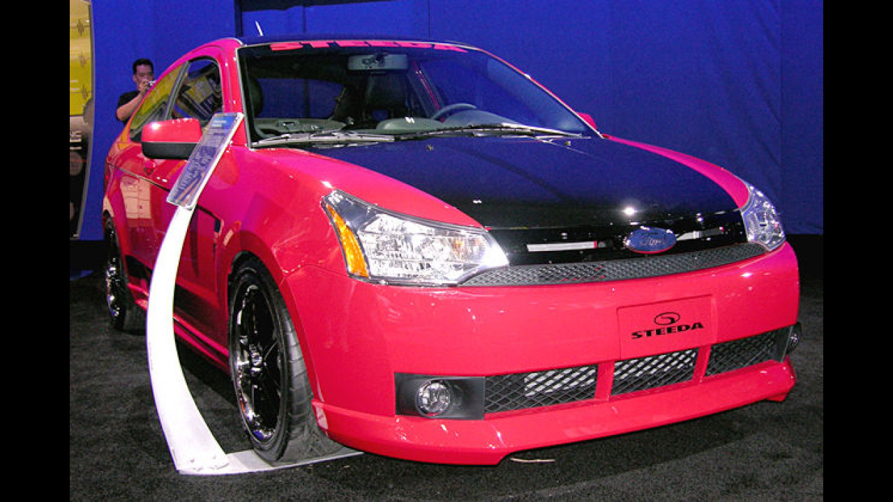 Ford Focus Club Racer