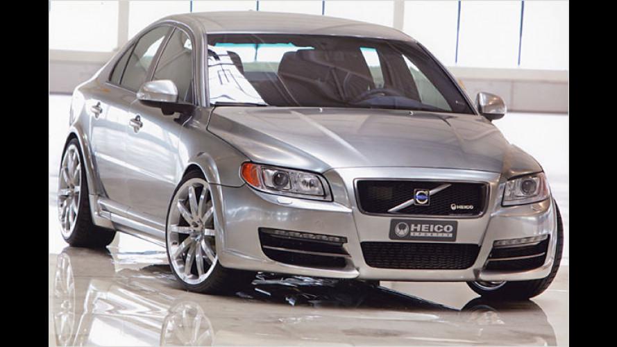 SEMA-Show: Volvo packt in Las Vegas den Bio-Hammer aus