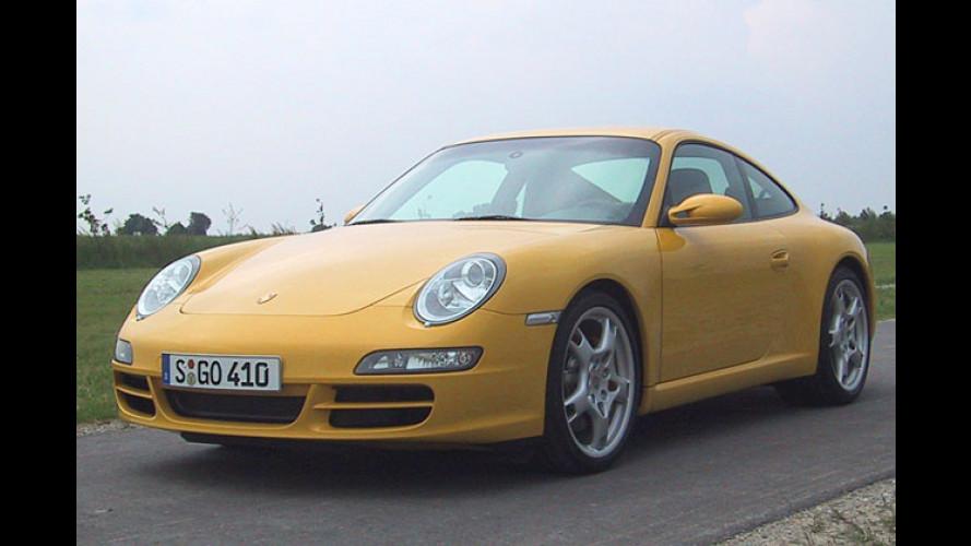 Porsche-Rekord: Höchststand bei Neuzulassungen