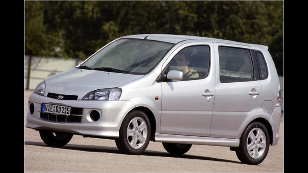 Daihatsu YRV (bis 2006)