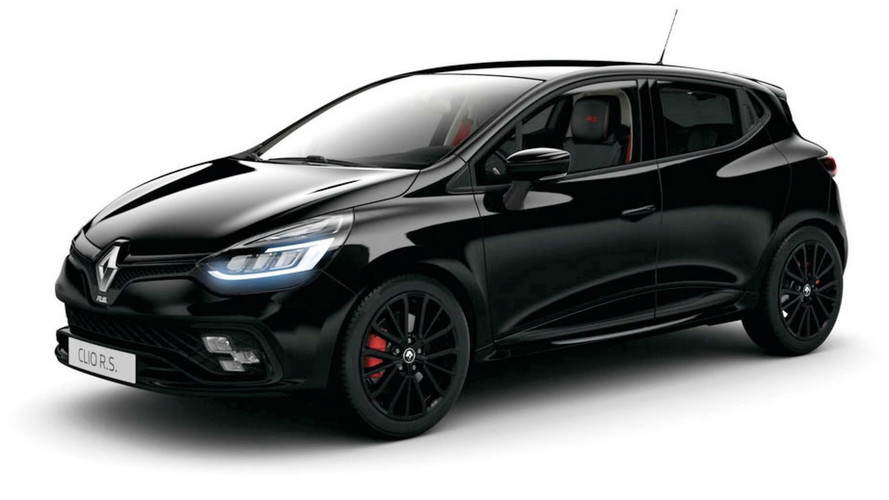Renault Clio R.S. Black Edition