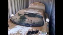 Mercedes SLS AMG 5 gün su altında kaldı