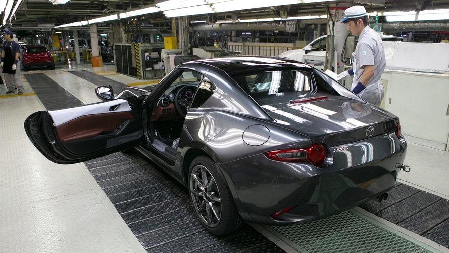 La Mazda MX-5 RF arrive !