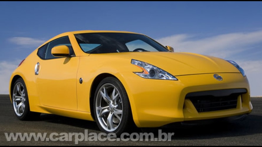 Preços: Esportivo Nissan 370Z chega por US$ 29.930 nos EUA (R$ 71,8 mil)